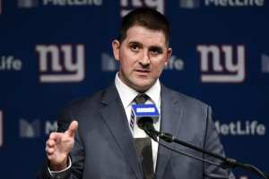 New York Giants, Joe Judge