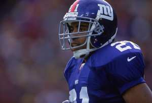 New York Giants, Tiki Barber