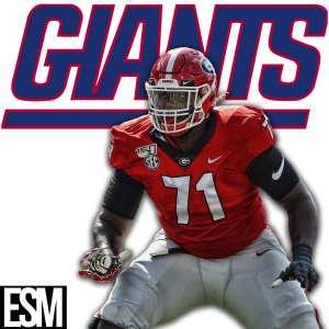 New York Giants, Andrew Thomas
