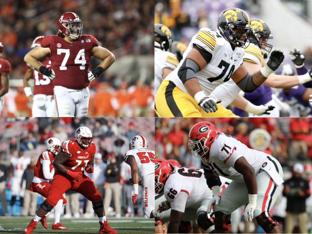 New York Giants Who Is The Ideal Offensive Lineman To Select At