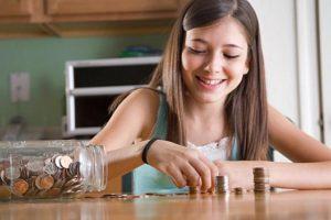 gyerekeknek pénzügyekről