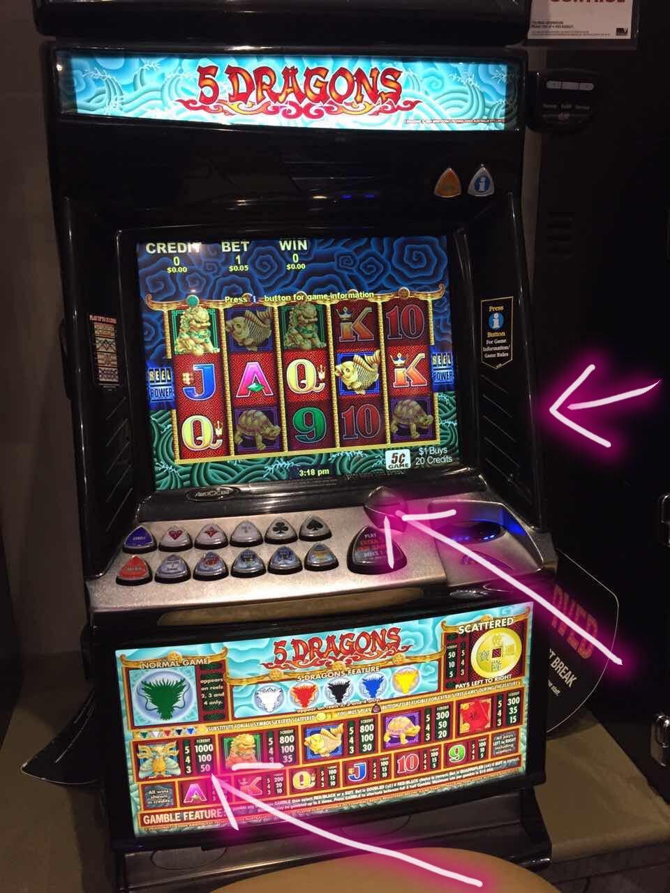 Slot Machine Emp Jammer Bauen