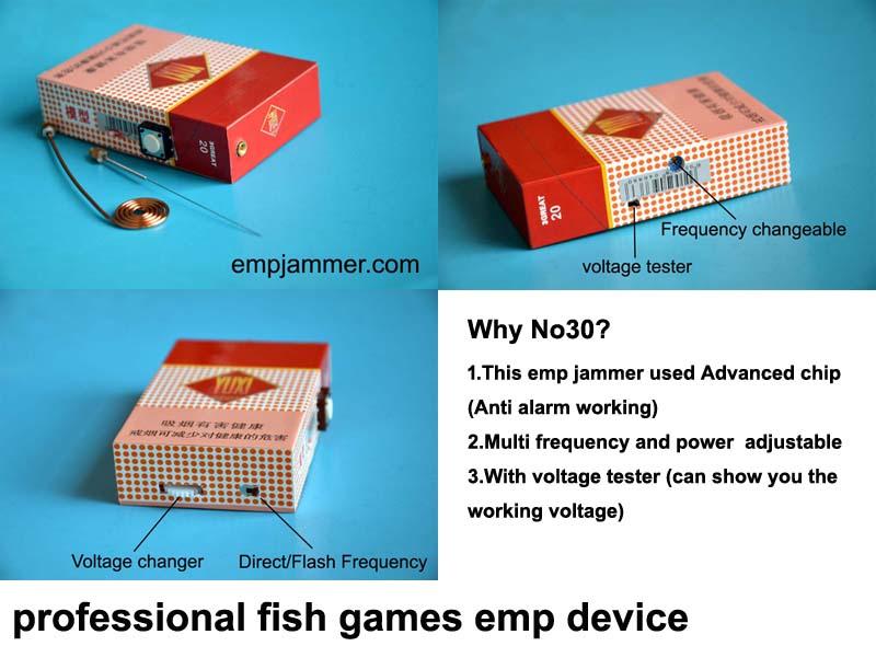 Portable GSM 433MHz Jammer remote control alarm blocker