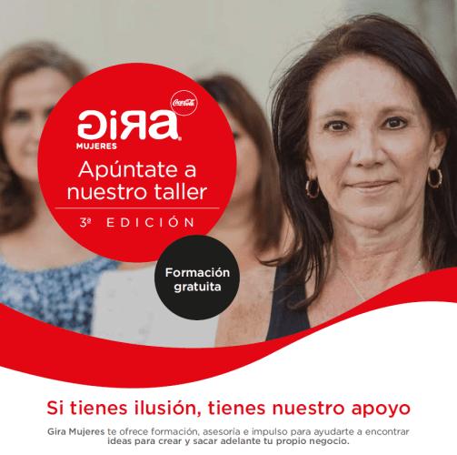 ¡El Proyecto GIRA Mujeres llega a Yecla! Si estás desempleada, eres emprendedora o empresaria, esta es tu oportunidad.