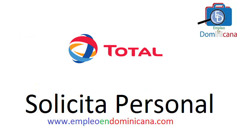 vacantes de empleos disponibles en TOTAL aplica ahora a la vacante de empleo en República Dominicana