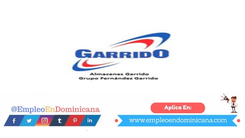 ofertas de trabajo disponibles en Almacenes GARRIDO aplica ahora a la vacante de empleos en República Dominicana