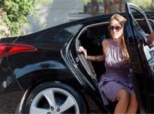 Conductor/a privado transporte pasajero