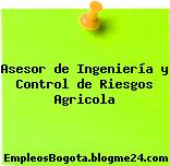 Asesor de Ingeniería y Control de Riesgos Agricola