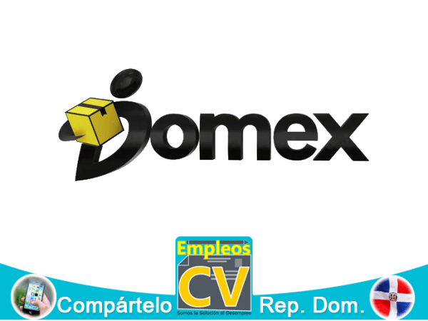 DOMEX Tiene Vacante Disponible, Aplica Ya!