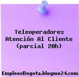 Teleoperadores Atención Al Cliente (parcial 20h)