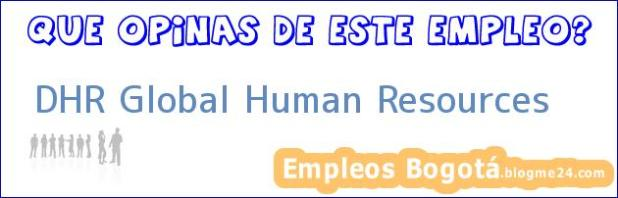 DHR Global Human Resources