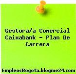 Gestora/a Comercial Caixabank – Plan De Carrera