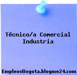 Técnico/a Comercial Industria