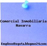 Comercial Inmobiliaria Navarra