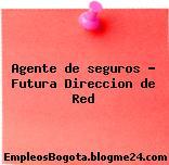 Agente de seguros – Futura Direccion de Red