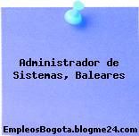 Administrador de Sistemas, Baleares