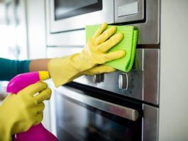 empleada del hogar empleada domestica niñera domestic servant for family home Babysitter cuidado de niños y limpieza en casa de familia