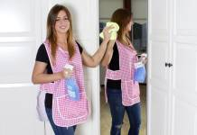 empleada del hogar empleada domestica limpieza en casa de familia domestic maid for family home