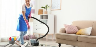home cleaning empleada del hogar cleaning staff babysitter niñera domestica maid housekeeper domestic maid for family home
