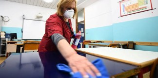 personal para limpieza de colegio school cleaning staff