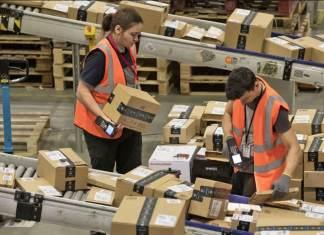 mozo de almacen empleados de seleción trabajadores en bodega personal de almacen packagin operators wharehouse works