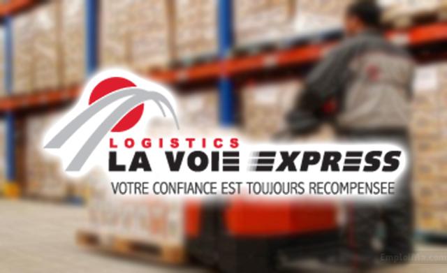 La Voie Express recrute un Responsable