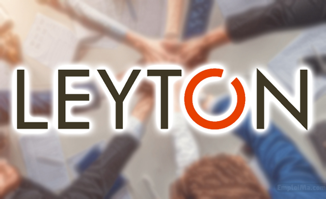 Leyton recrute des Techniciens Bac+2