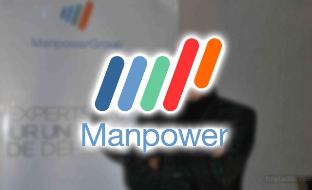 Manpower recrute un Chargé de Mission et un Commercial
