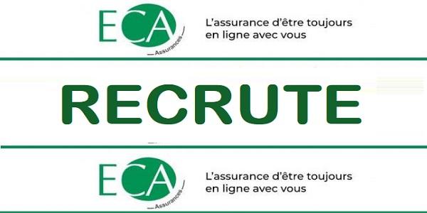 """بشرى للعاطلين .. شركة """"ECA Assurances"""" تطلق حملة توظيف للشباب حاملي الشواهد باك+2 فما فوق"""