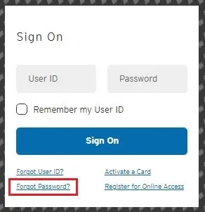 AT&T Universal Forgot Password