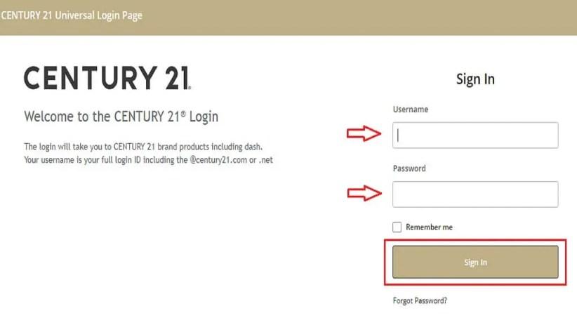 c21online login