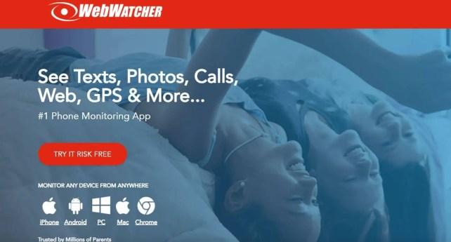 webwatcher computer software