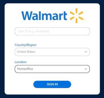 Walmart GTA Portal Login