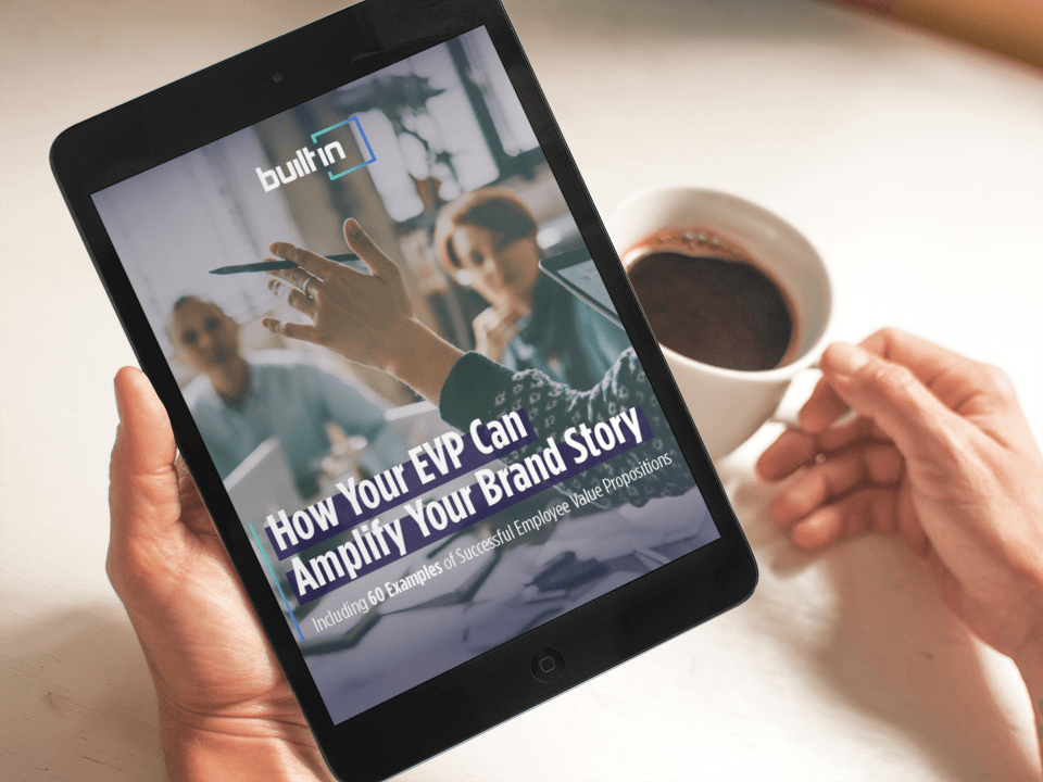 How EVP amplifies brand