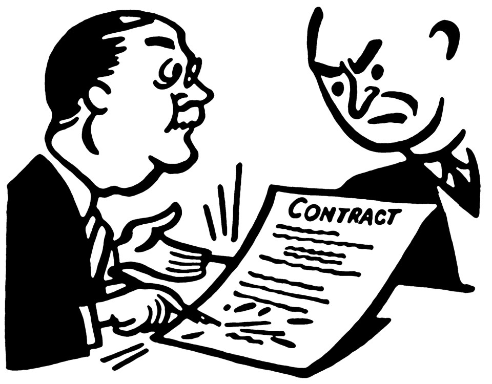 Image Result For Employment Contract