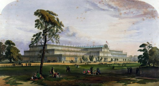 The Crystal Palace, London, 1851