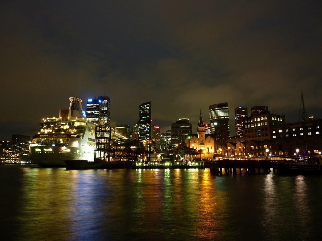 Sydney Port