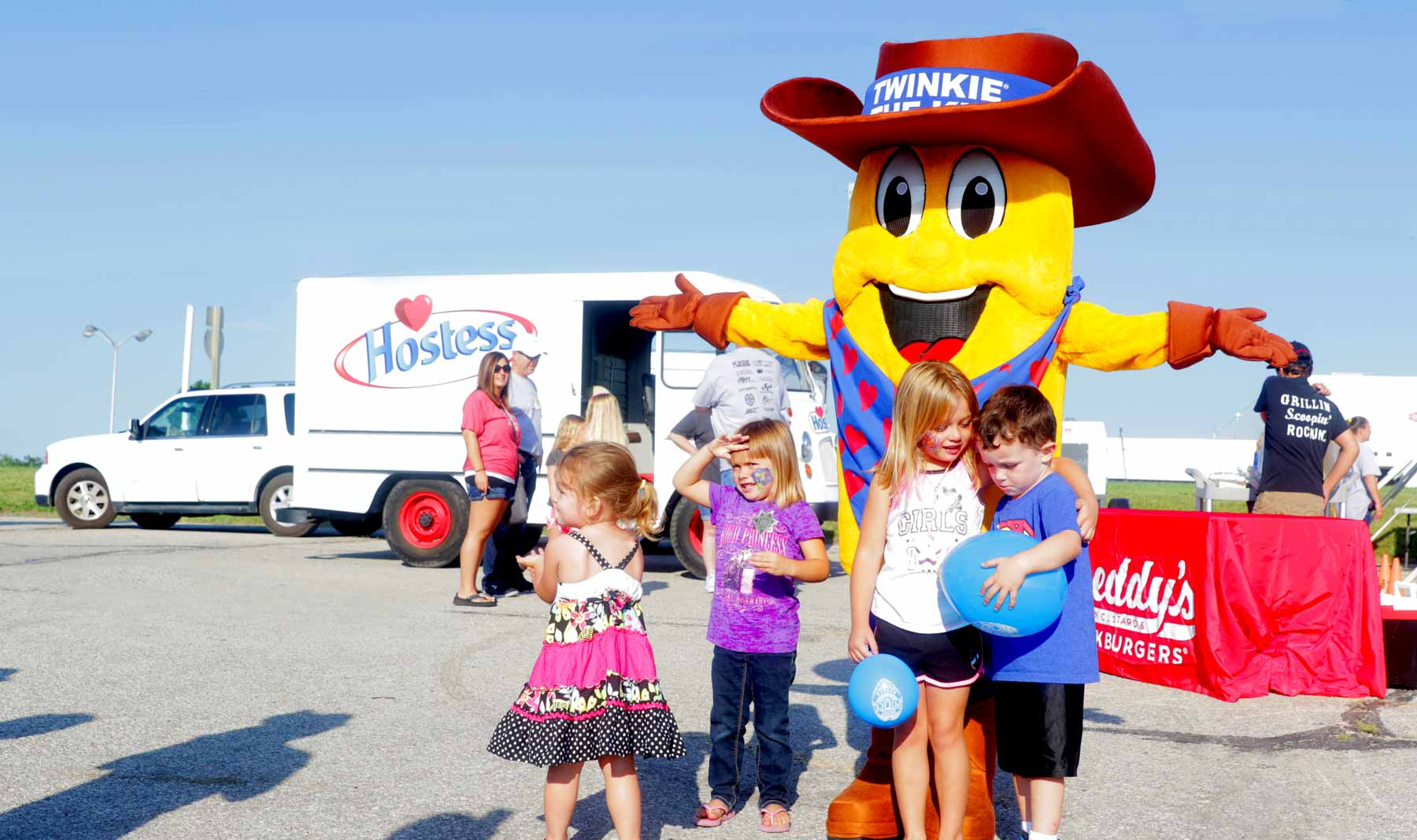 Twinkies Festival October 14 at Lyon County Fairgounds