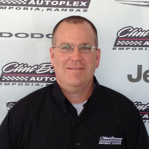 Steve Vaughn : Clint Bowyer Autoplex