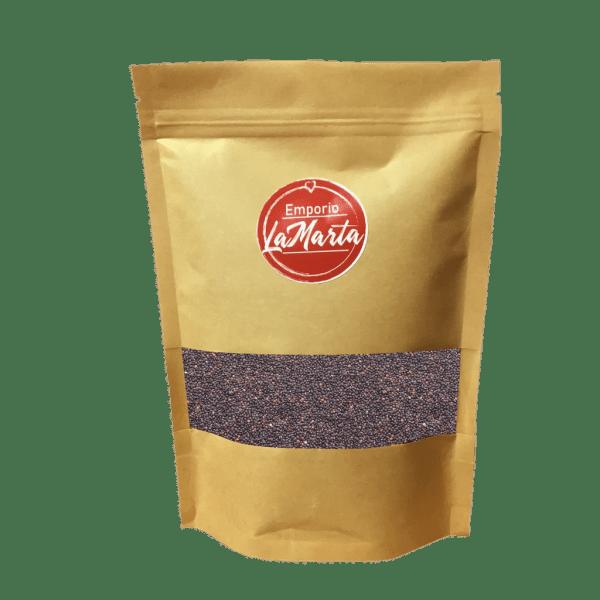 Quinoa Negra a Granel - Tienda Gourmet Emporio LaMarta