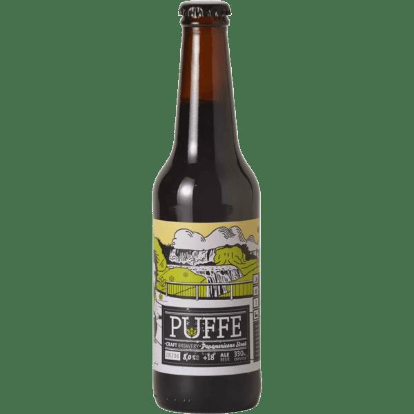 Cerveza Artesanal Panamericana Stout Puffe - Tienda Gourmet Emporio LaMarta