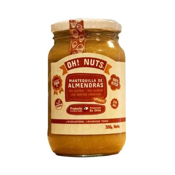 Mantequilla-Almendras-Oh-Nuts-350-grs