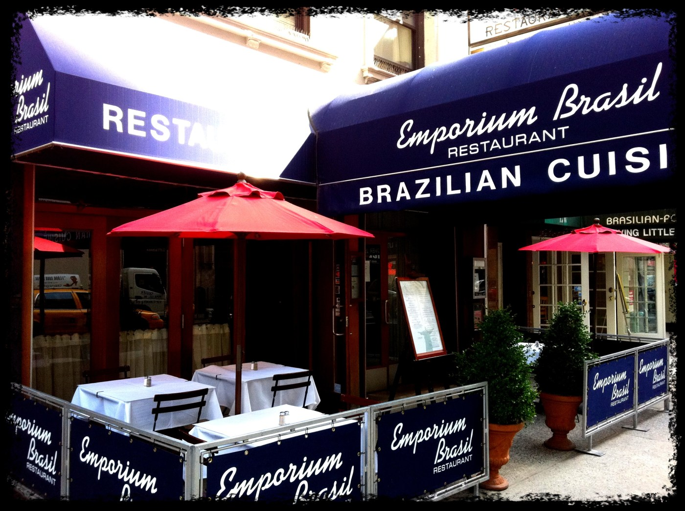 manhattan nyc | Emporium Brasil Restaurant
