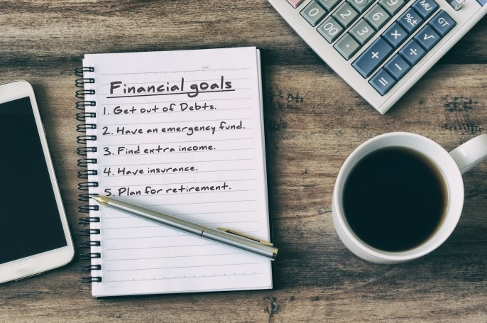 financial goals -empowering the possibilities