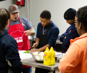 Life Skills Training in the Kitchen