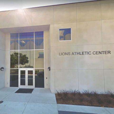 School Athletic Building