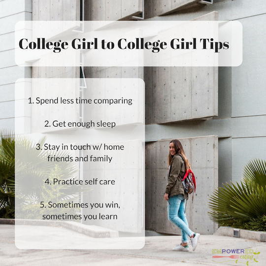 From College Girl to College Girl: The 10 Most Important Things We Learned During College