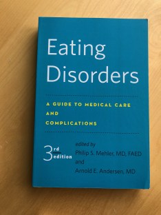 sick enough a guide to the medical complications of eating disorders