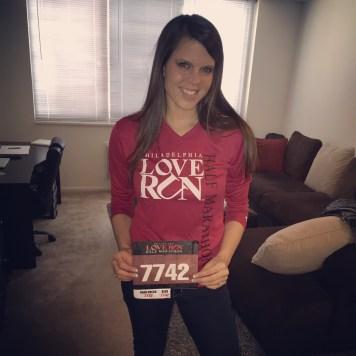 March 2015 Love Run Half Marathon