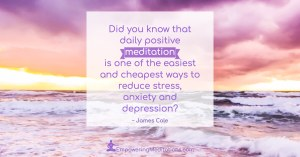 Meme - Did you know that daily positive meditation - Page